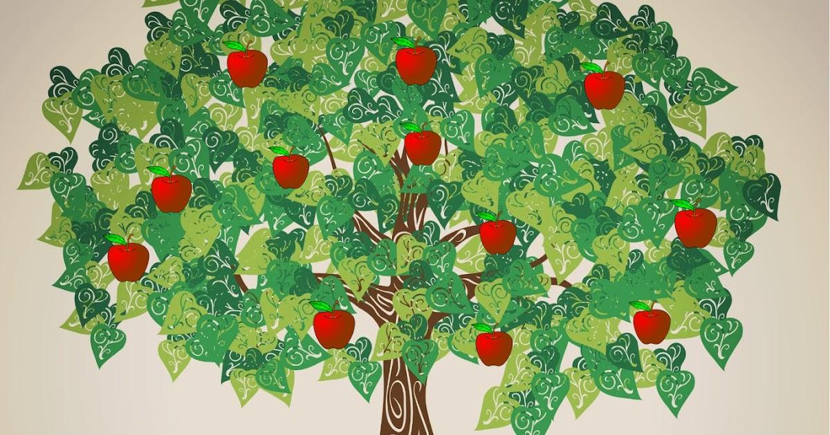 El ba l de tantarantan el rbol de los logros for Arbol con raices y frutos