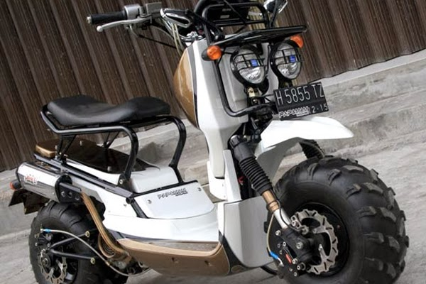 Inspirasi Modif Yamaha Xeon Kamu  Modifikasi Motor Yamaha 2016