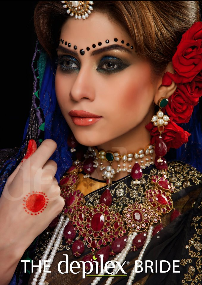 Bridal Makeup Different Cultures : Depilex Role in Fashion Depilex and Makeup Industry ...