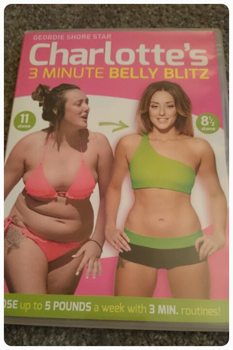 3 minute belly blitz