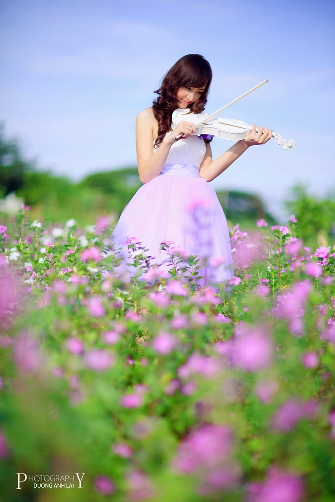 Những ảnh đẹp girl xinh Việt Nam trong sáng - Ảnh 14
