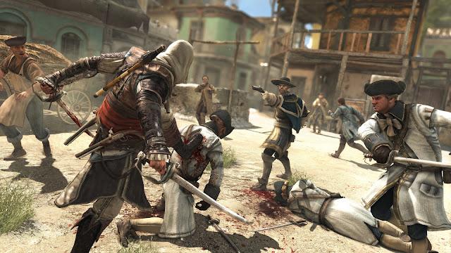 Assassin's Creed IV: Black Flag gratis en Games with Gold para Julio