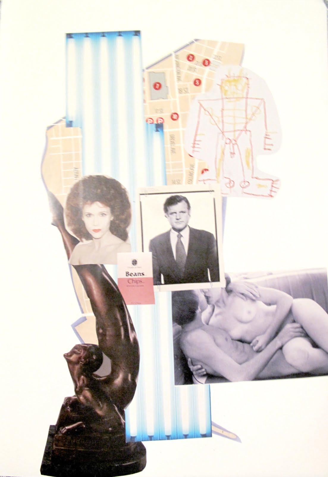 Modernismo Anacronico Collage V
