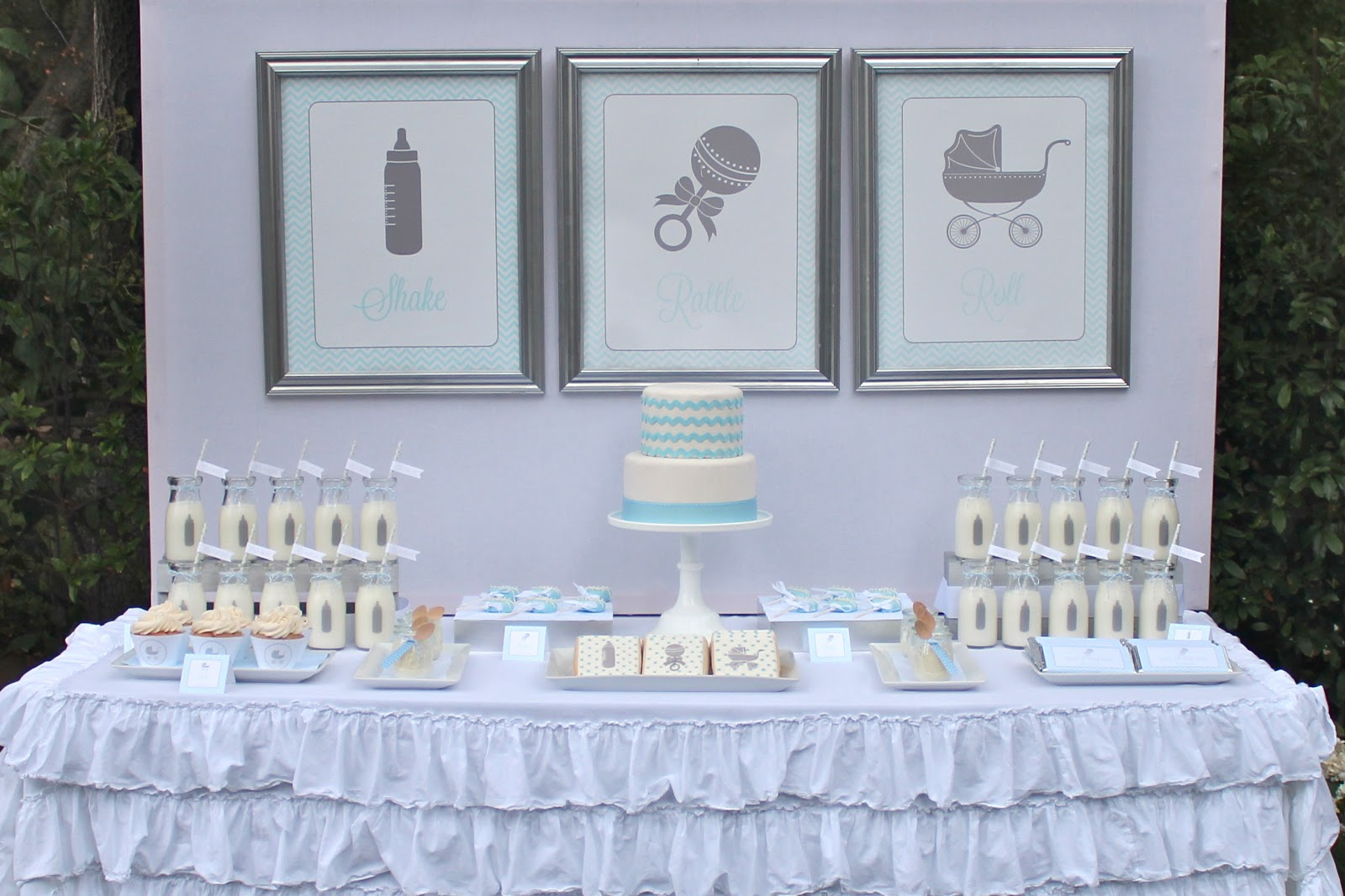 I Was So Excited And Honored To Plan And Host A Baby Shower For My Sister,  Nicole, Who Is Having Her First Baby. Nicole Came Up With The Theme Of The  Party, ...