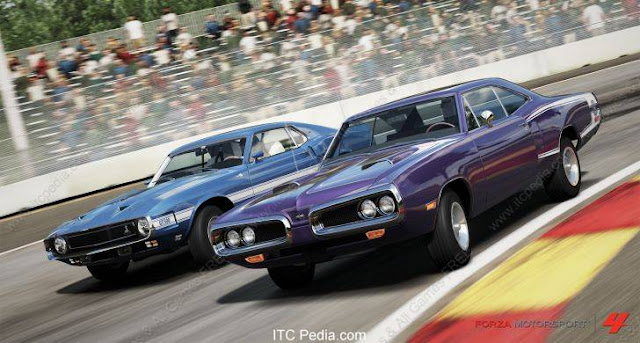 Forza Motorsport 4 Racing GOTY