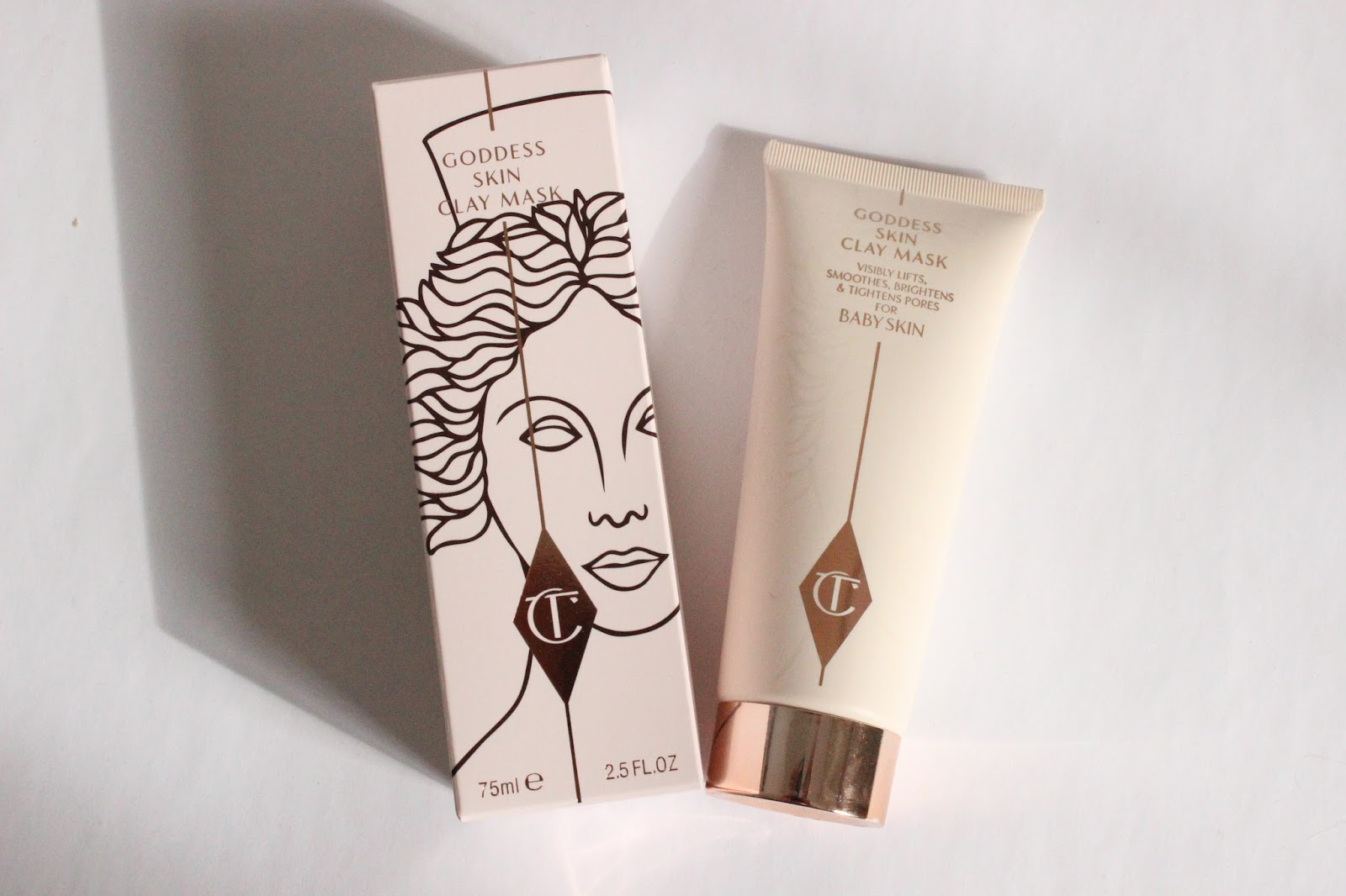 Charlotte Tilbury Goddess Skin Clay Mask