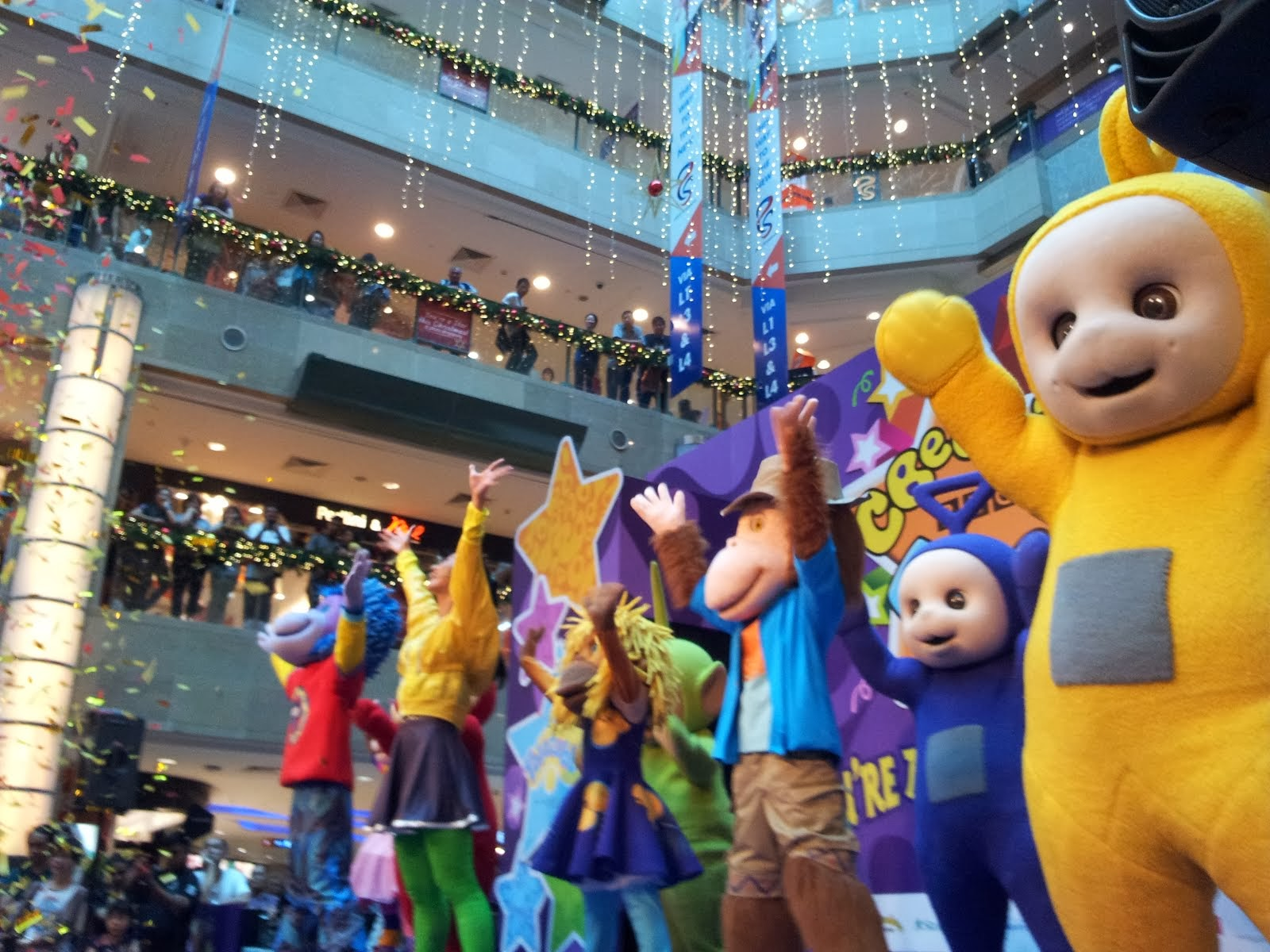 Teletubbies & ZingZillas Live!