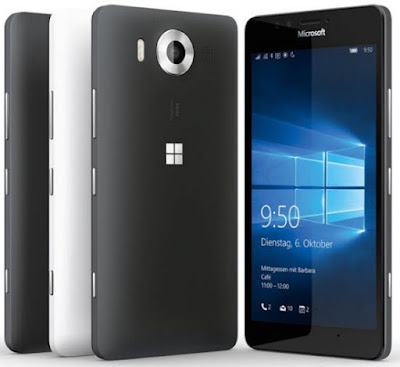 Microsoft Lumia 550 complete specs and features
