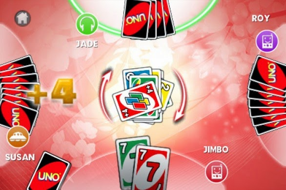 Mobile Java Game Uno And Friend