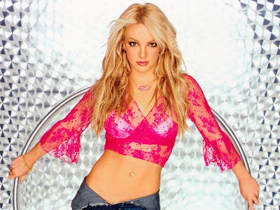Britney Spears Desktop HD Wallpaper-1440x1280-04