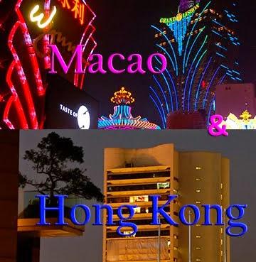 中華人民共和國香港特別行政區 & 澳門
