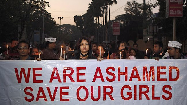 11-Year-Old Girl Set On Fire In India For Resisting Rape