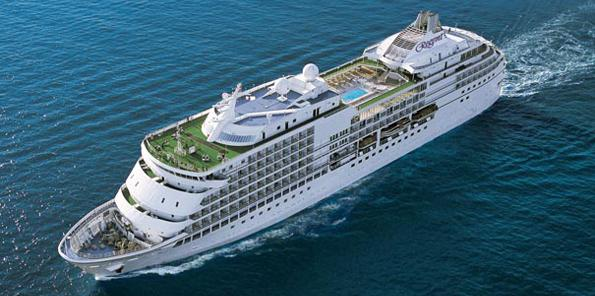 Terence Choong Cruise Liners