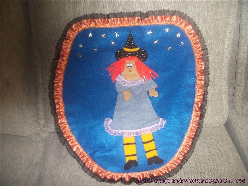 Juegos De Baño Halloween:Todo Para Eventos: JUEGO DE BAÑO BRUJA