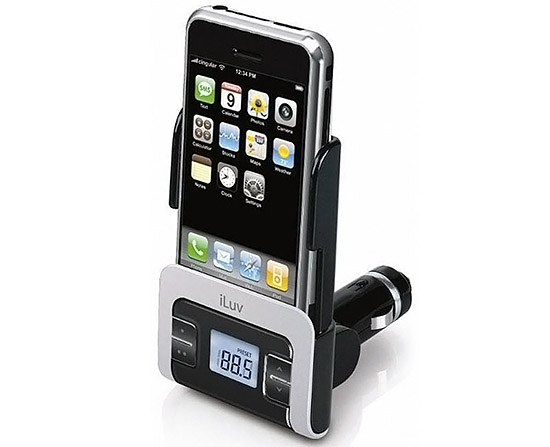 Smart Car Charger for iPhone