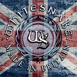 Whitesnake Made In Britain / The World Record
