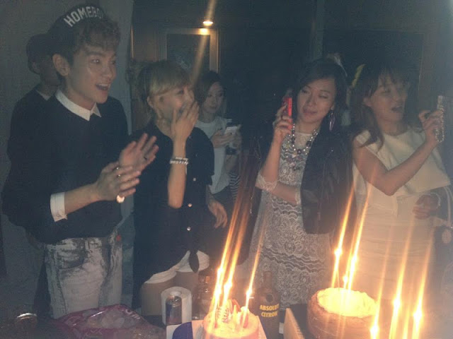 key shinee dating nicole kara