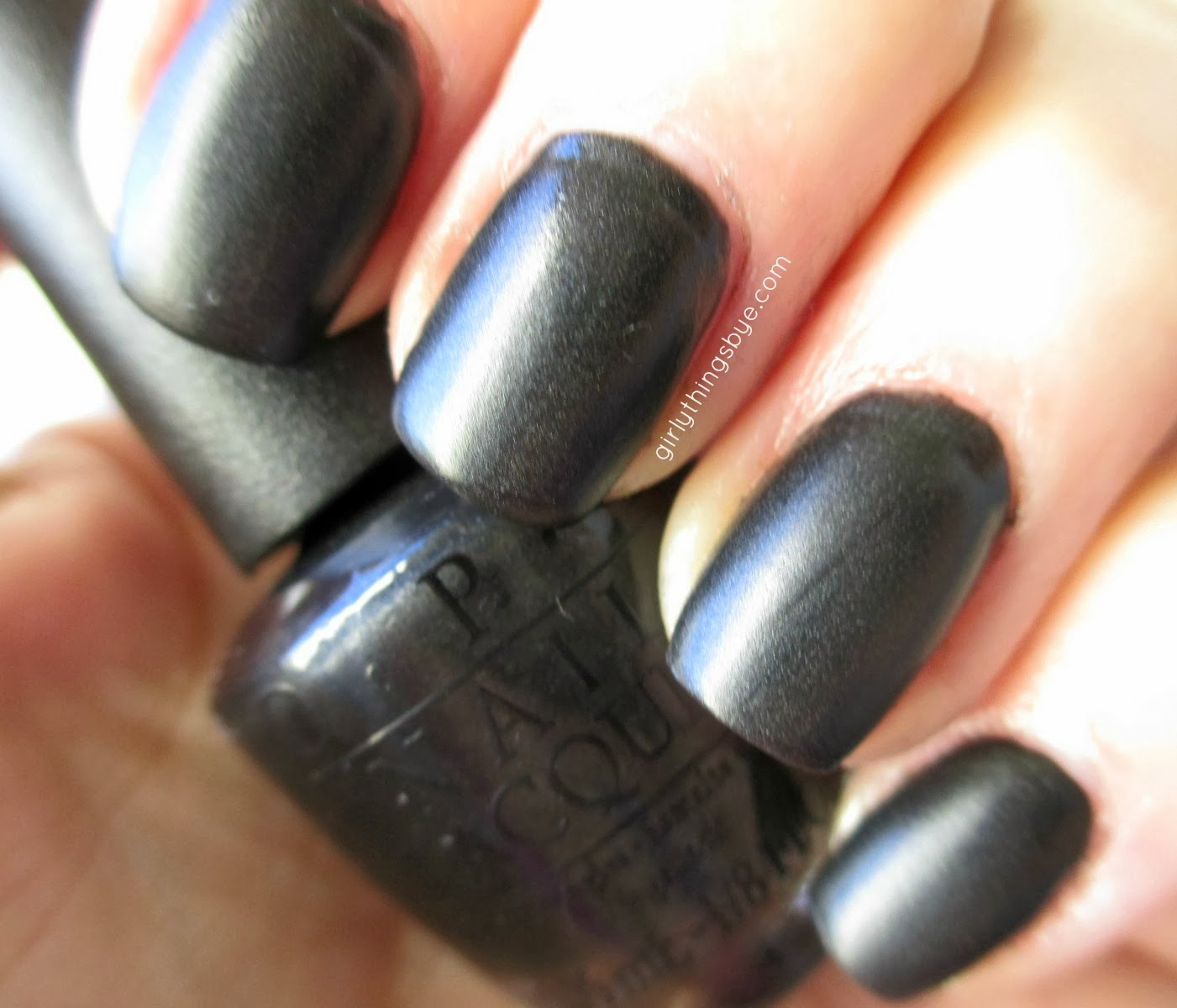 Gwen Stefani for OPI, 4 In The Morning #nailpolish