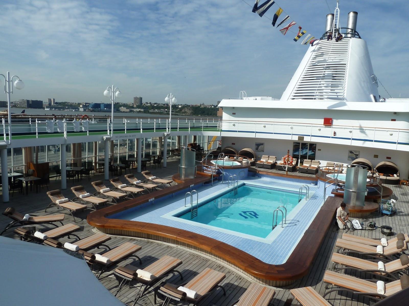Silversea Silver Shadow Alaska Cruise Review Part I Goldring - Silver shadow cruise ship itinerary