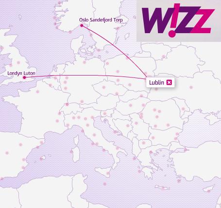Lublin Wizzair