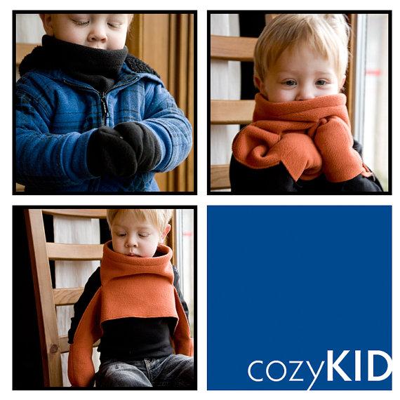 CozyKid Winter Accessorries