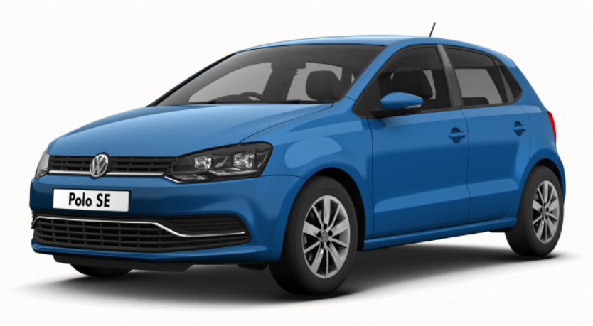 VW Polo SE Bluemotion
