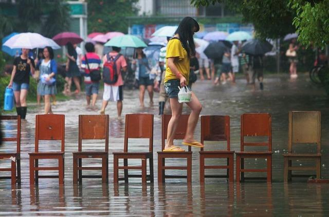 Banjir besar China 2011