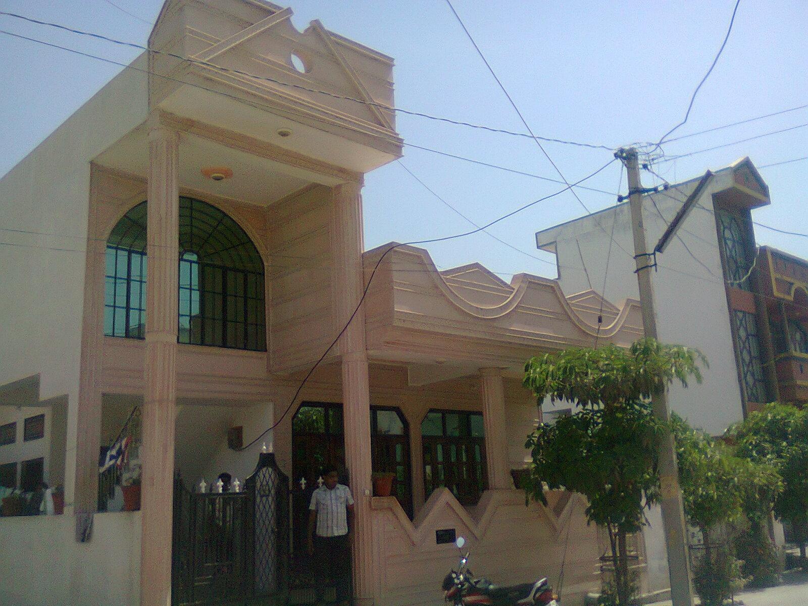 Rajasthani Style Dhopur Design Elevation Indian Architect