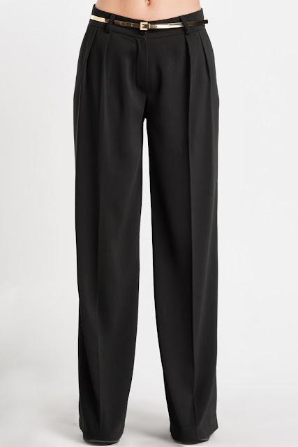 Yeni Moda Bol Paça Pantolon