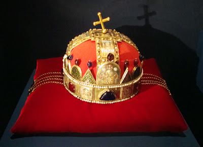 The Crown of St. Stephen