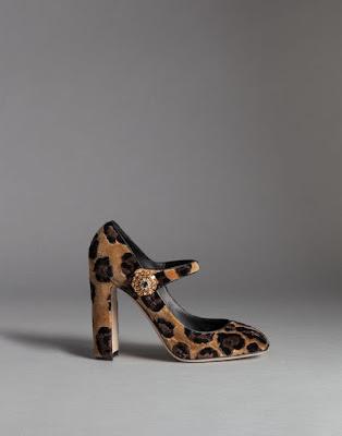 leopard print velvet mary jane block heels