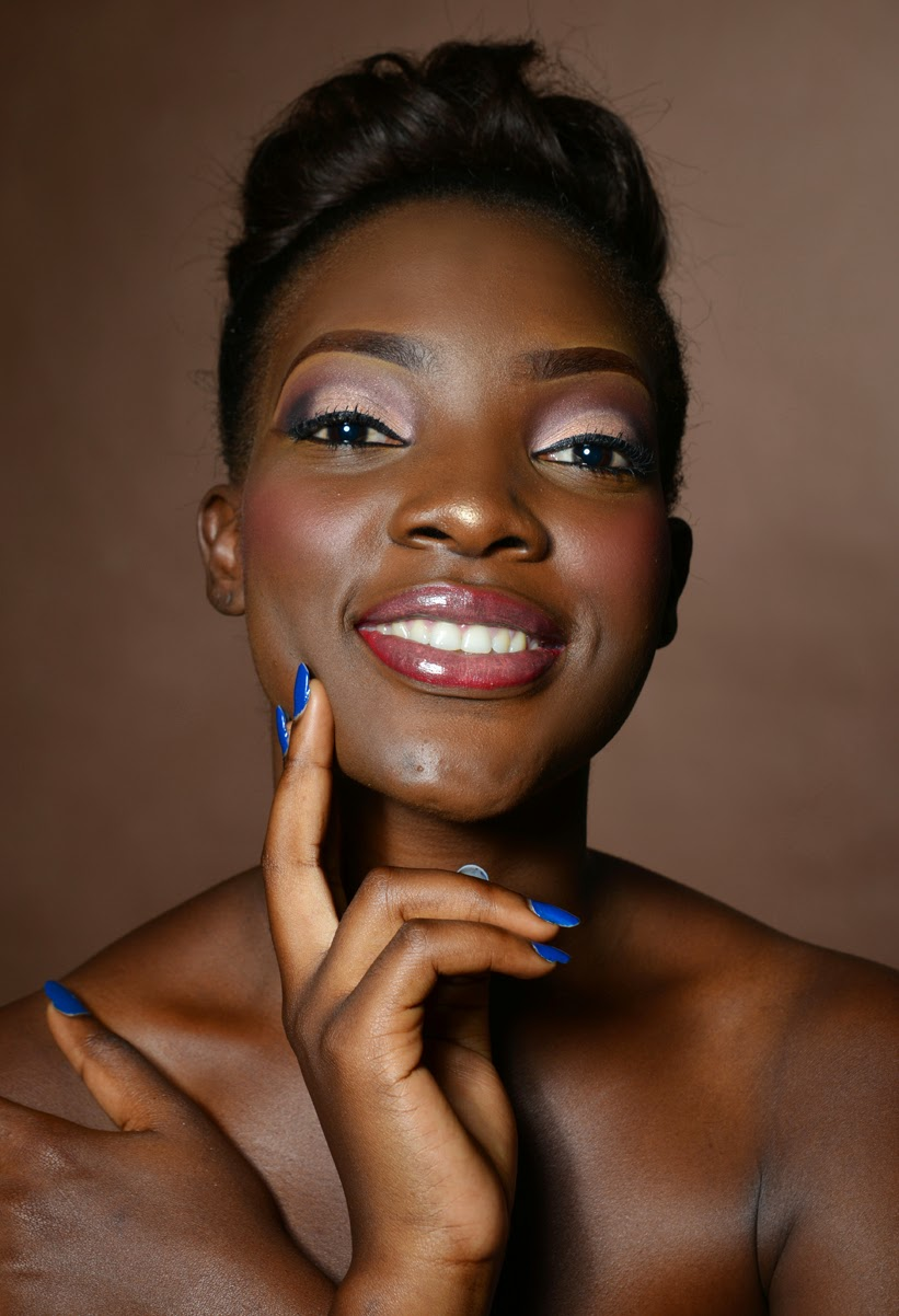 Bloom makeovers a beautiful black woman for Wonderful black