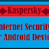 Free Kaspersky Internet Security for Android Devices