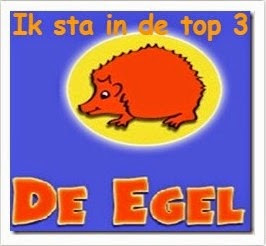 tweede bij de  Egel