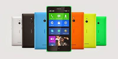 Spesifikasi Dan Harga Nokia XL Android