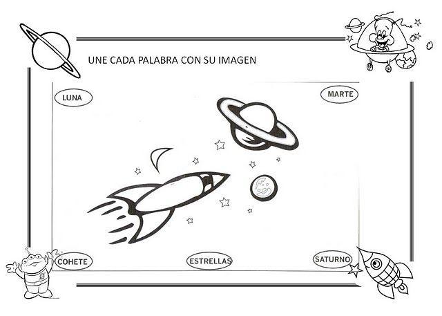 El Principito en el espacio: ACTIVIDADES