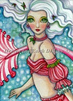 QS Holly Mermaid (HAED)