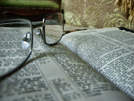 Attention Christian! You must use Biblical glasses to see the world and live in it.