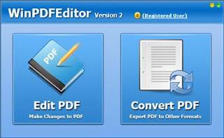 WinPDFEditor v2.0.1