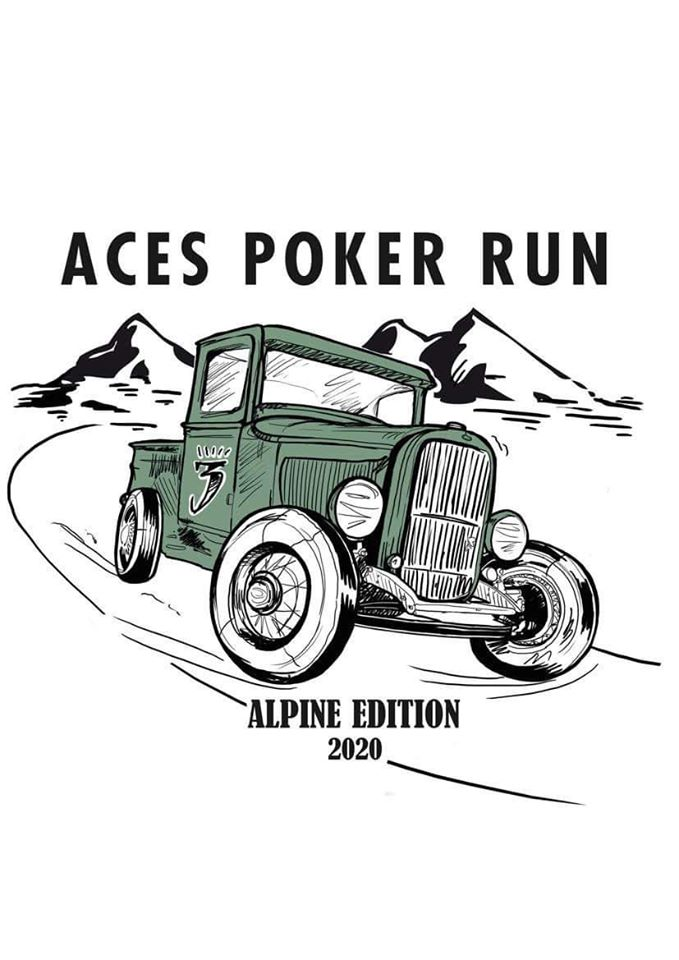 Aces Poker Run Alpine Edition 2020