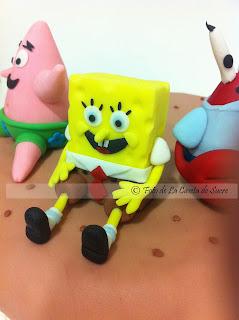 tarta bob esponja 2