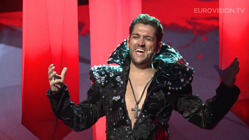 Romania, CEZAR OUATU Eurovision 2013