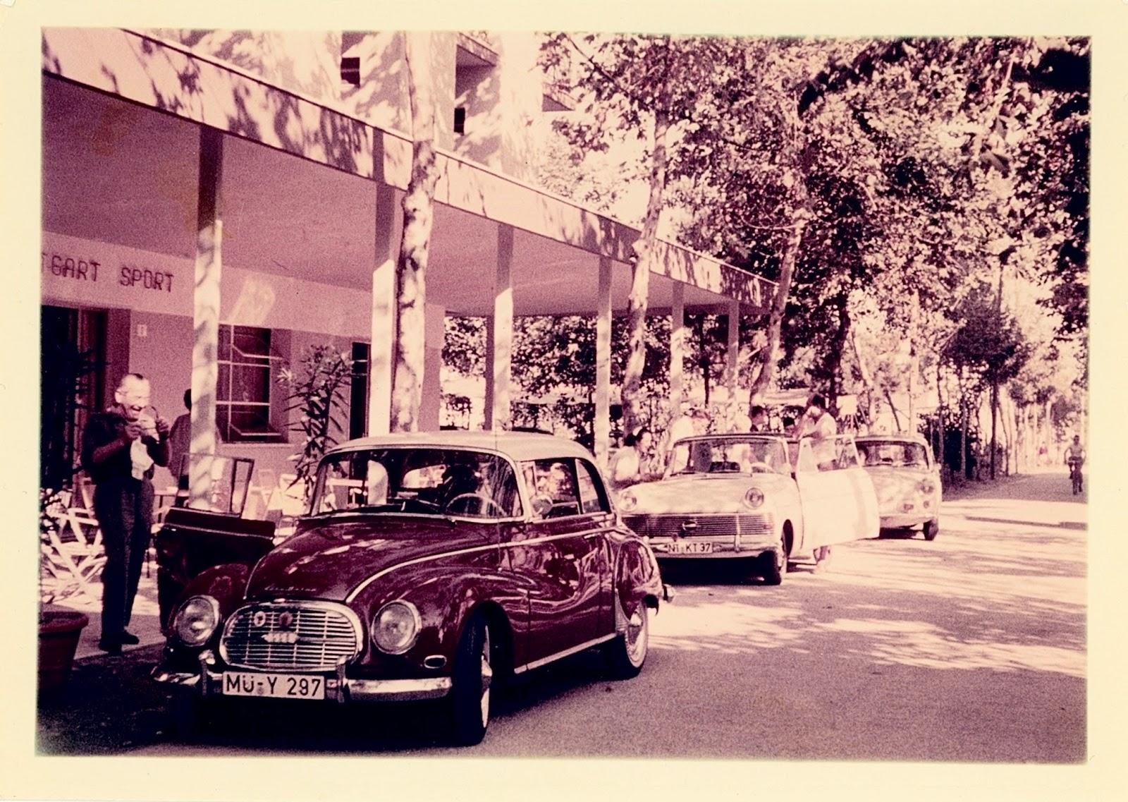 Storia degli Hotels Ricci Cesenatico