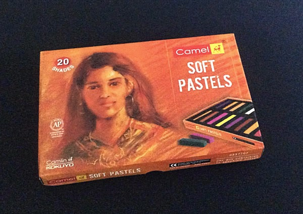 Camel soft pastels ( twenty colours )