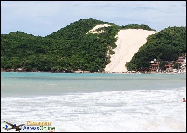 Ponto turistico em Natal - Morro do Careca