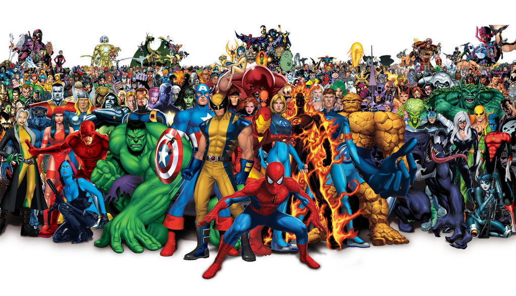my epic blog top 50 comic book characters in production notice what comic book characters would be a must include in a home theater room 1024x587
