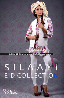 Silaayi Eid 2015 Collection of Best Dresses