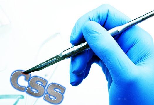 Cirugía CSS