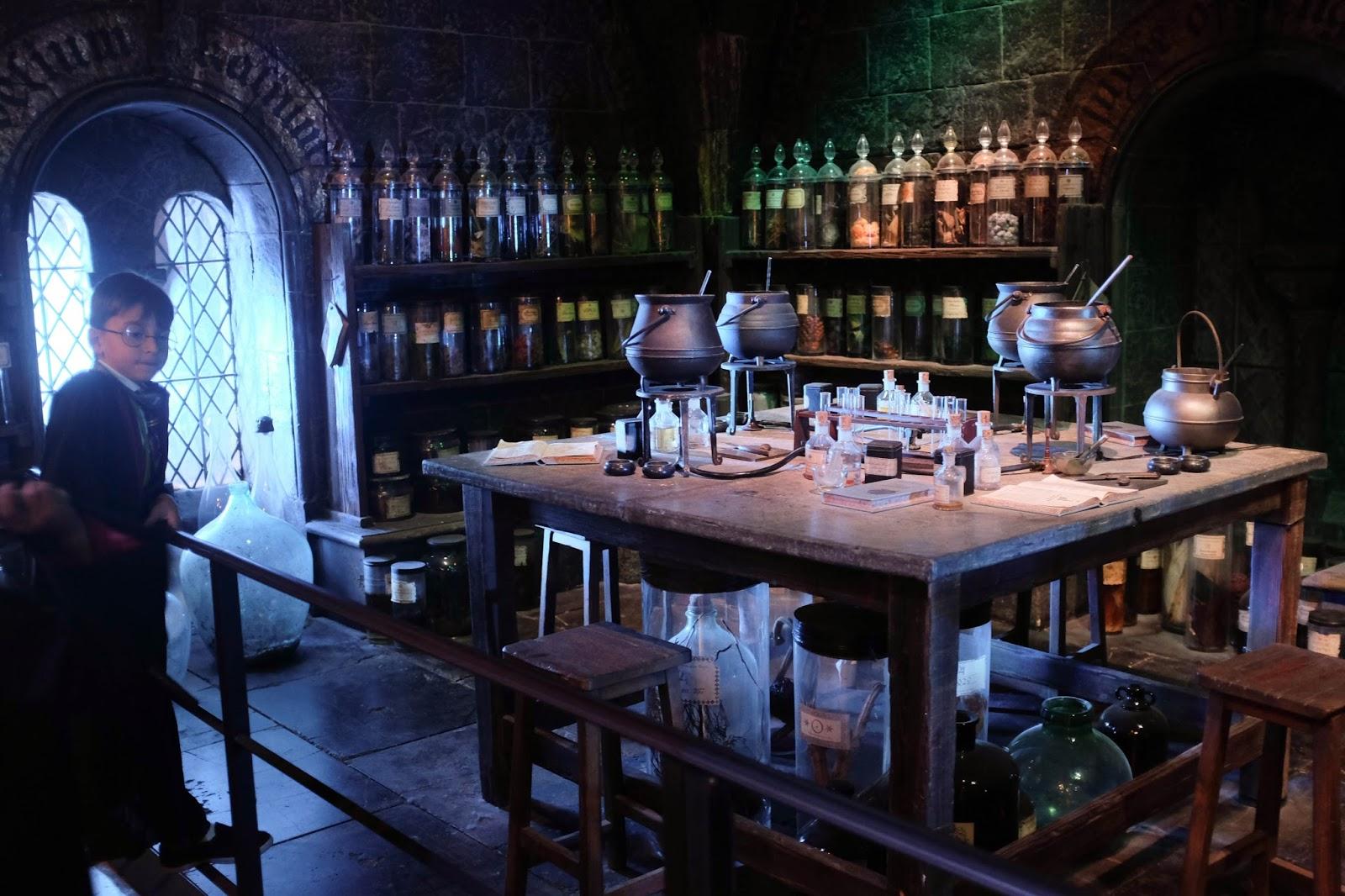 harry potter forlystelsespark london