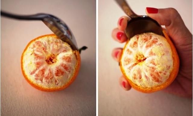 Как сделать конфеты из кожуры мандарина